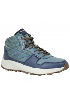 Hi-Tec Men's Boots Sierra RE:Flex Trail Mid Navy Blue H007015031 | Walking Boots for Men | scorer.es