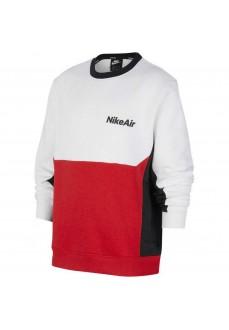 Nike Kids' Air Several Colors Sweatshirt CU9210-100 | Kids' Sweatshirts | scorer.es