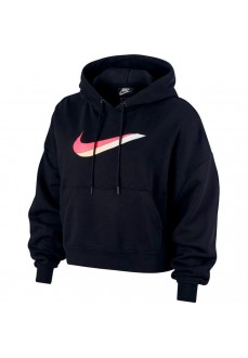Nike Women's Fleece Hoodie Sweatshirt CU5108-010 | Women's Sweatshirts | scorer.es