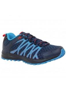 Men's Cima Trail Navy Blue Trainers | Trekking shoes | scorer.es
