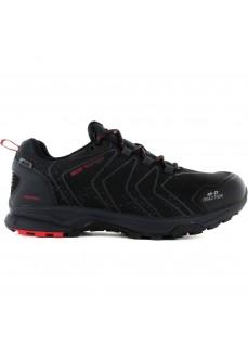 Men's Roncal Low WP Black Trainers | Trekking shoes | scorer.es