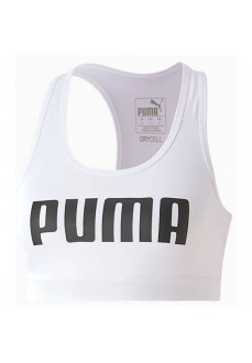 Puma Women's Sports Bra 4Keeps White 519158-02