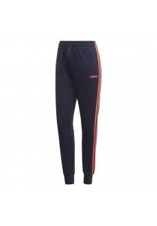 Pantalón Largo Mujer Adidas 3Stripes Marino GL6331
