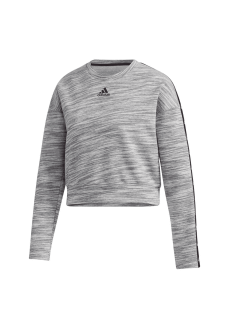 Sweat-shirt Femme Adidas Essentials Tape