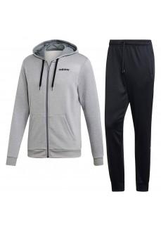 Chandal Hombre Adidas Linear Negro/Gris EI5558 | scorer.es