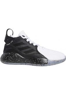 Zapatillas Hombre Adidas D Rose 773 2020 Negro/Blanco FW8661