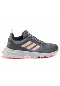 Adidas Women's Rockadia Trail 3.0 Gray/Pink Trainers EG2523