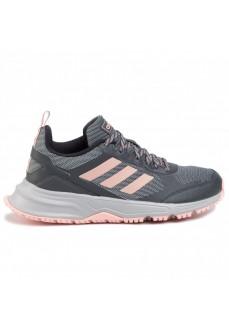 Zapatillas Mujer Adidas Rockadia Trail 3.0 Gris/Rosa EG2523
