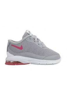 Zapatillas Nike Air Max Invigor Gris/Rosa para niño/niña