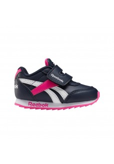 Reebok Girl's Trainers Royal Clj Navy Blue FW8966
