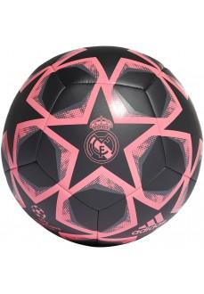 Balón Adidas Real Madrid Negro/Rosa FS0269 | scorer.es