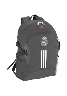 Mochila Adidas Real Madrid 20/21 Gris FR9738 | scorer.es