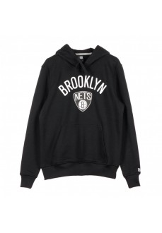 New Era Men's Brooklyn Nets Sweatshirt Black 11530761