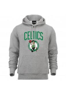 Sudadera Hombre New Era Boston Celtics Gris 11546182 | scorer.es