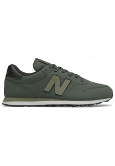 Zapatillas Hombre New Balance 500 Verde