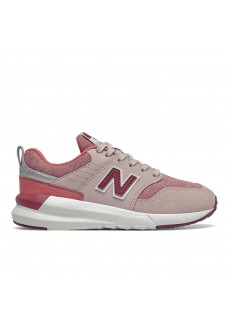 New Balance Women's Pink Trainers 009 YS009OS1