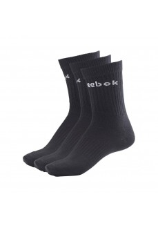 Reebok Socks Active Core 3P Black GH0331 | Socks | scorer.es