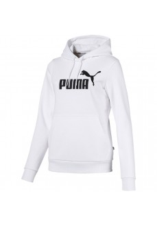 Sudadera Mujer Puma Essentials Fleece Blanco 851797-02 | scorer.es
