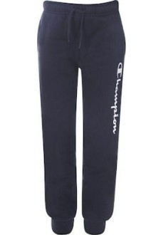 Boy's Pants Champion Navy Blue 305363-BS501-NNY | Trousers for Kids | scorer.es