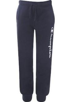 Boy's Pants Champion Navy Blue 305363-BS501-NNY | Trousers for Kids | scorer.es