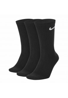 Calcetines Nike Everyday Lightweight Negro SX7676-010