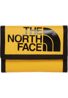 Cartera The North Face Base Camp Wallet Amarillo NF00CE69LR0