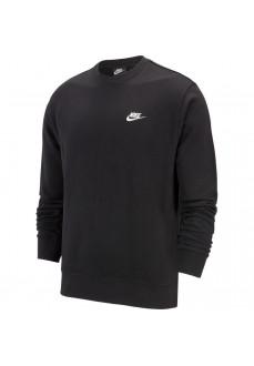 Sudadera Hombre Nike Sportswear Club Negro/Blanco BV2666-010 | scorer.es