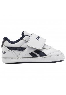 Reebok Royal Trainers Classic Jogger White/Navy Blue FW8995