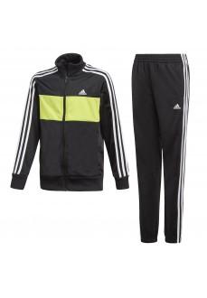 Adidas Kids' Tracksuit Tiberio Black/Green GE0730 | Tracksuits for Kids | scorer.es