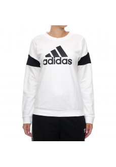 Adidas Women's Sweatshirt Graphic White GD3810 | Women's Sweatshirts | scorer.es