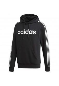 Sudadera Hombre Adidas E 3S Po Negro DQ3096 | scorer.es
