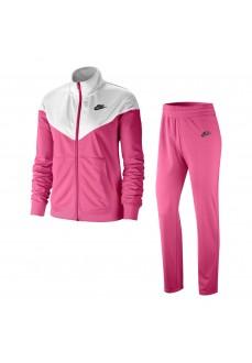 Nike Women's Tracksuit Sportswear Suit Pink/White BV4958-684 | Tracksuits for Women | scorer.es