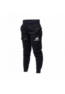 New Balance Pants Essential Brush Back Swatpant WP03532 BK | Trousers for Women | scorer.es