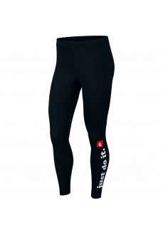 Legging Mujer Nike Sportswear Club Negro CJ1994-010 | scorer.es