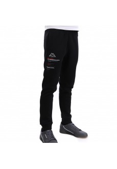 Kappa Men's Pants Grizma Black 3115QCW-G05 | Trousers for Men | scorer.es