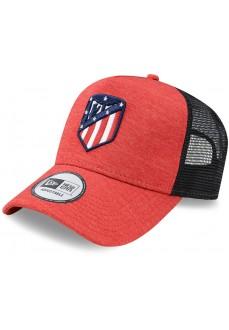 Gorra Atlético de Madrid Logo Essential Rojo/Negro 12502248 | scorer.es