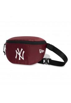 New Era Waist Bag New York Yankees Maroon 12484698