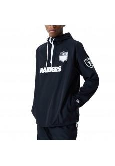 New Era Men's Windbreaker Las Vegas Raiders Black12485613