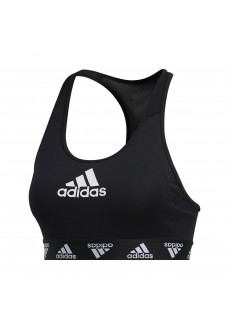Sujetador Mujer Adidas Don't Rest Alphaskin Badge Negro/Blanco FT3129
