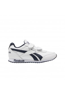 Reebok Royal Classic Jogger Kids' Trainers 2.0 White/Navy Blue FW9004 | Kid's Trainers | scorer.es