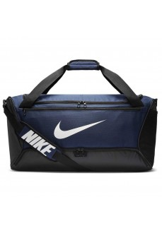 Nike Brasilia Bag Black/Navy Blue BA5955-410 | Bags | scorer.es
