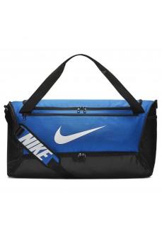 Bolsa Nike Brasilia Negro/Azul BA5955-480