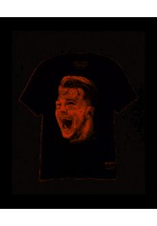 Mitchell & Ness Men's T-Shirt Luka Doncic Black BMTRMO19608-DMABLCKLDO