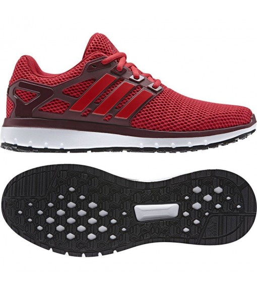 Zapatillas de running Adidas Energy Cloud M Rojas | scorer.es
