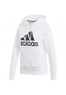 Sudadera Mujer Adidas Bafge Of Sport Pullover Blanco GC6916 | scorer.es