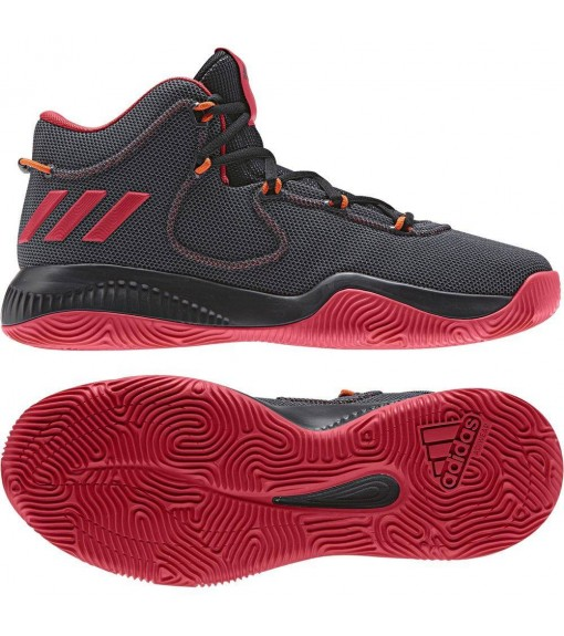 Zapatillas de baloncesto Adidas Crazy Explosive Negras   scorer.es