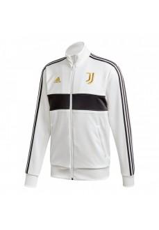 Sudadera Hombre Adidas Juventus 3 Rayas Blanco/Negro FR4221