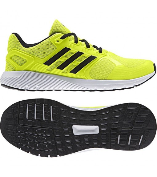 Zapatillas Adidas Duramo 8 M Amarillo fluorescente   scorer.es
