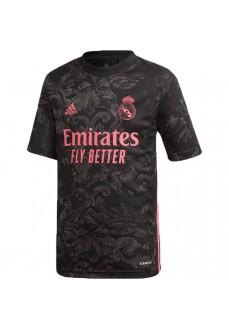 Camiseta Adidas Real Madrid 3ª 20/21 Negro/Rosa GE0933 | scorer.es