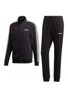 Chandal Hombre Adidas Mts Co Relax Negro/Blanco FM6303 | scorer.es